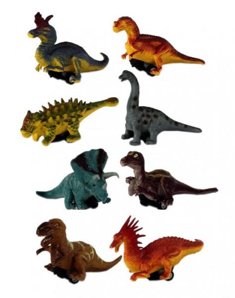 Dino Figur mit Rückzug