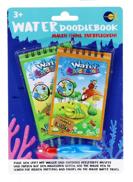 Water Doodle Book
