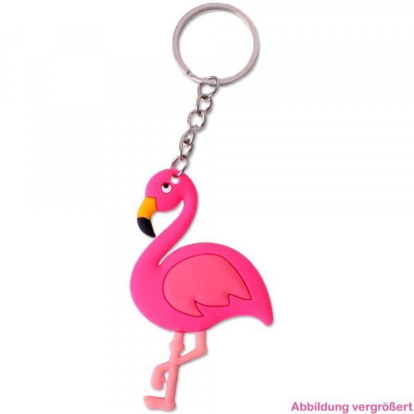 Flamingo Schlüsselanhänger