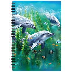3D Notizbuch A5 200 Seiten