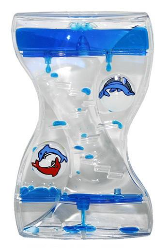 Magische Wasseruhr - Delfin