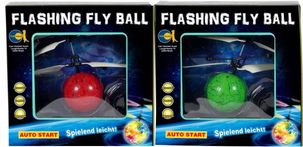 Flashing Fly Ball