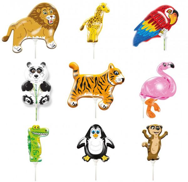 Folienballon - Zootiere