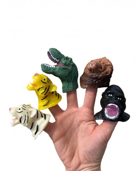 Fingerpuppen - Tiere