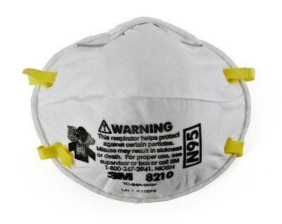 3M 8210 - N95 Maske (20 Stück)