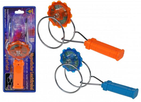 Magnetischer Leuchtkreisel II