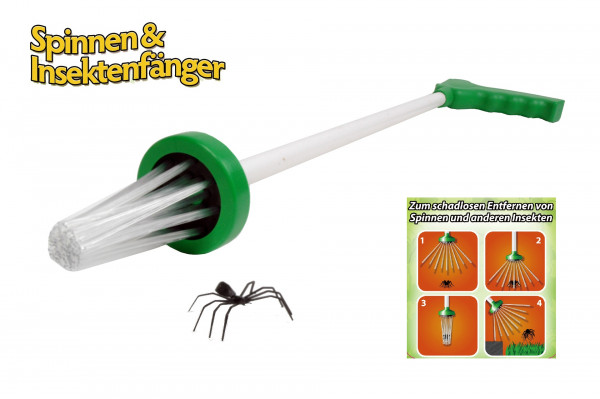 Spinnenfänger - Spider Catcher - DAS Original