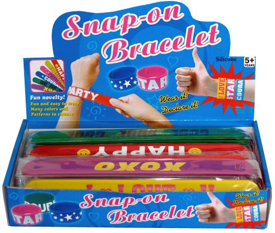Schnapp-Armband