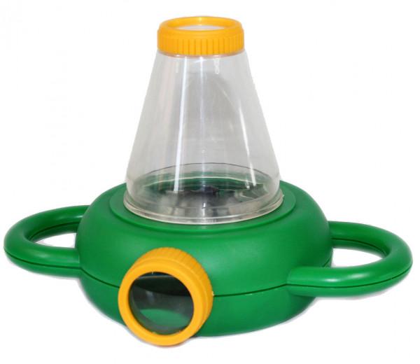 2-Wege-Lupenbecher für Entdecker