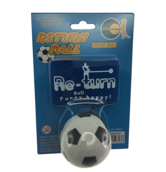Returnball Fußball