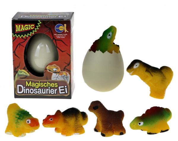 Magisches Ei - Dino