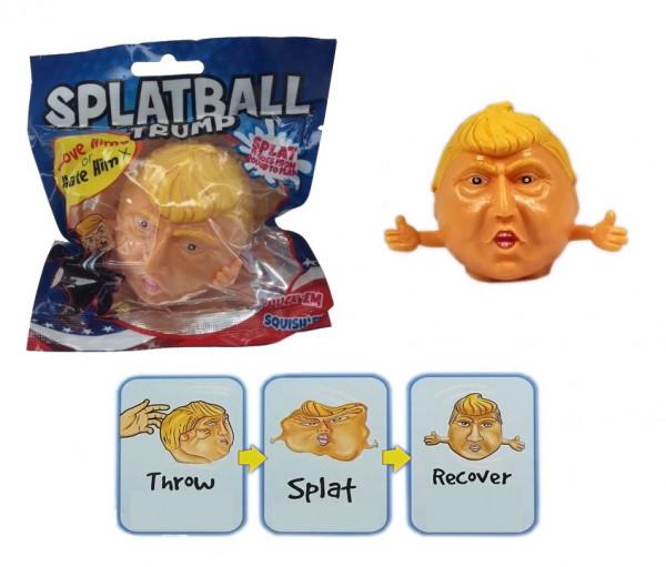 Splat Ball Trump