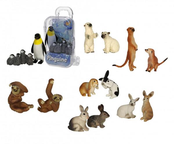 Spiel- und Sammelfiguren Tiere - 2er Set