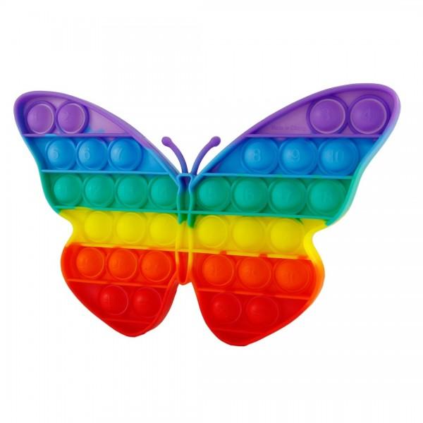 Schmetterling Pop Fidget Premium