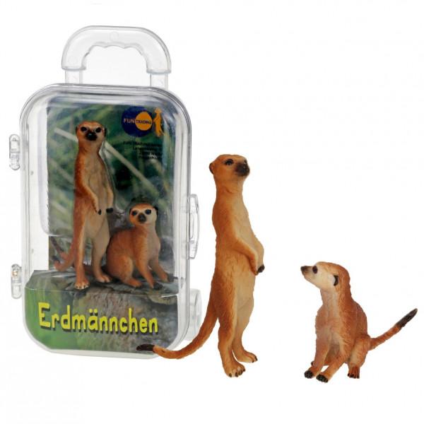Erdmännchen - 2er Set
