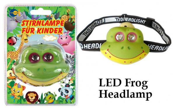 LED Stirnlampe für Kinder