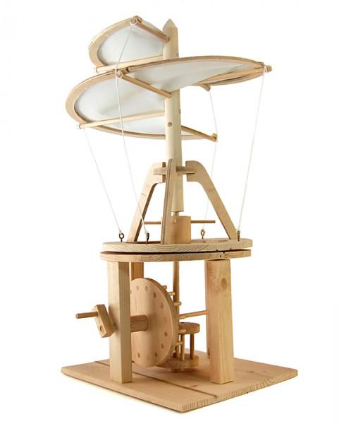 Leonardo Da Vinci Bausatz - Helikopter