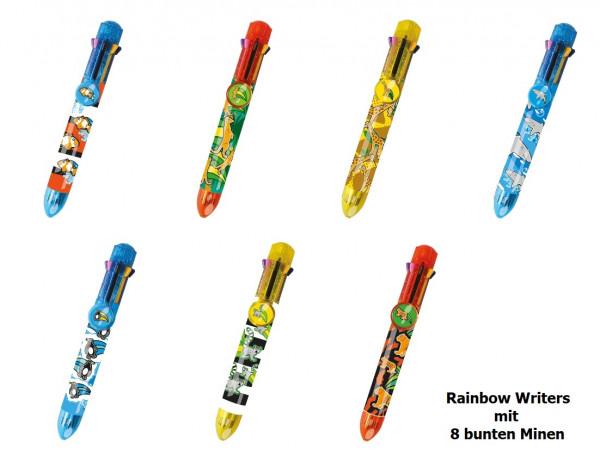 Regenbogen Kugelschreiber