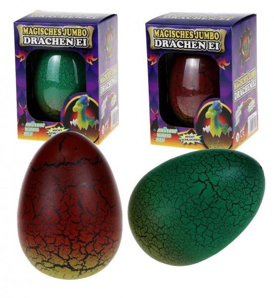 Magisches Jumbo Drachen Ei