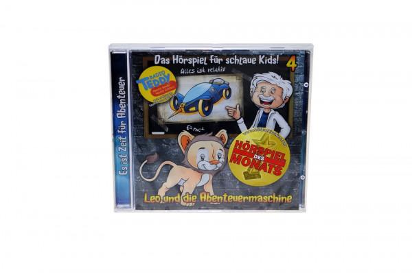 Leo und die Abenteuermaschine CD 4