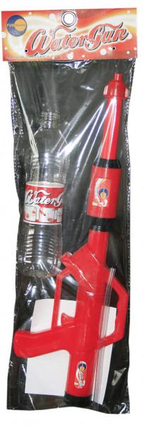 Wasserpistole mit PET Flasche