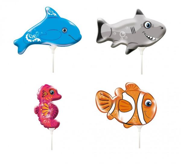 Folienballon - Unterwasserwelt