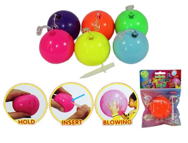 Fun Ballon Ball Glitzer