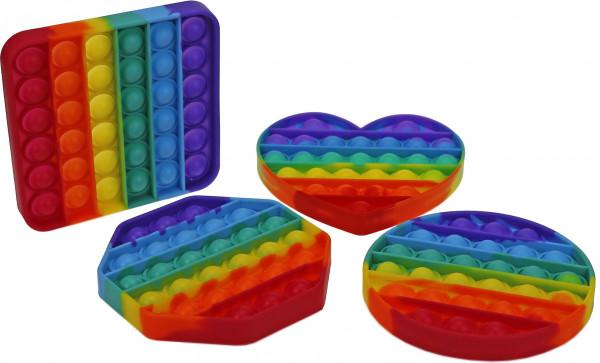 Pop&Fly Bubble Fidget- Rainbow