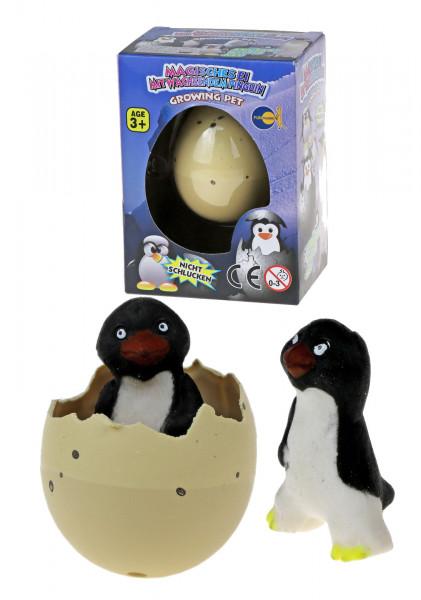 Magisches Ei - Pinguin