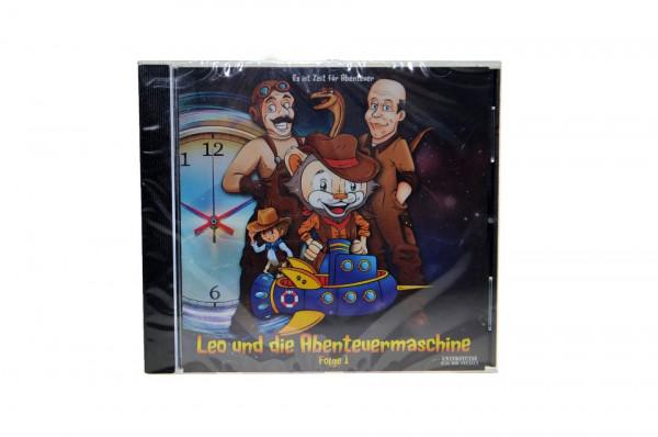 Leo und die Abenteuermaschine CD 1