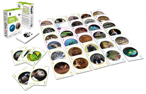 WWF - Spielkarten